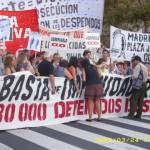Marcha del 24 de marzo de 2009. Autor EATIP