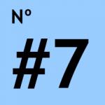 Número 7 de la I Época