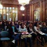 Público asistente a la I Jornada de Intervenciones Sociales en Emergencias e Incidentes Críticos