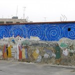 Graffiti en Hebron. Foto: Wikipedia