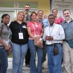 Equipo salud mental. Hospital Jimaní (R. Dominicana)