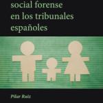 """Portada del libro """"El trabajador social forense en los tribunales españoles"""""""