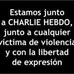 Junto a Charlie Hebdo
