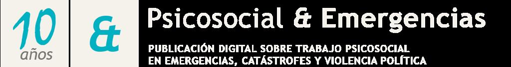 Psicosocial & Emergencias
